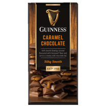 Guinness 90 gram caramel bar
