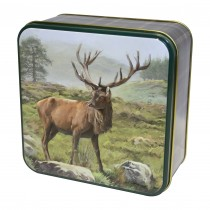 Embossed Stag Tin 160g 6bl