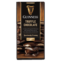 Guinness 90 gram truffle bar