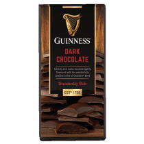 Guinness 90 gram dark chocolate bar