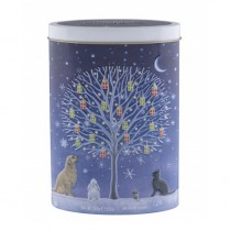 Tree of Xmas Gifts Clotted Cream Fudge 250g 12bl