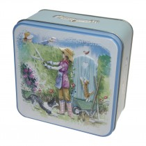 Embossed Garden Gate Tin 300g 6st