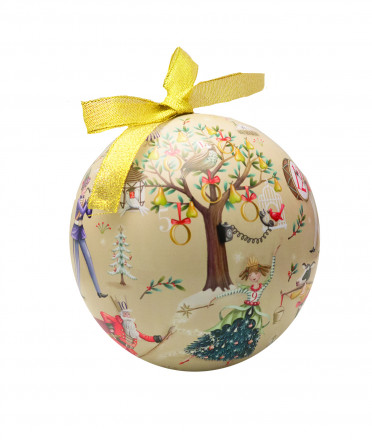 12 Days of Christmas Bauble 200g 6bl